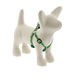 Lupine Lupine Step In Harness Panda Land: 1 in wide, 19-28 inch
