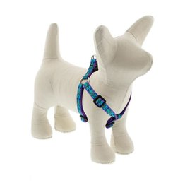 Lupine Lupine Step In Harness Rain Song: 1/2 in wide, 12 -18 inch