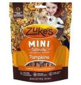 Zukes Zuke's Mini Naturals Pumpkins: Turkey & Pumpkin, 6 oz