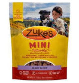 Zukes Zuke's Mini Naturals: Rabbit, 6 oz