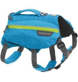 Ruffwear Singletrak Pack: Blue Dusk, L/XL