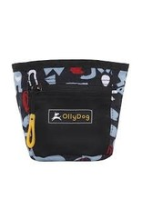 OllyDog Goodie Treat Bag: Monkey Business, os
