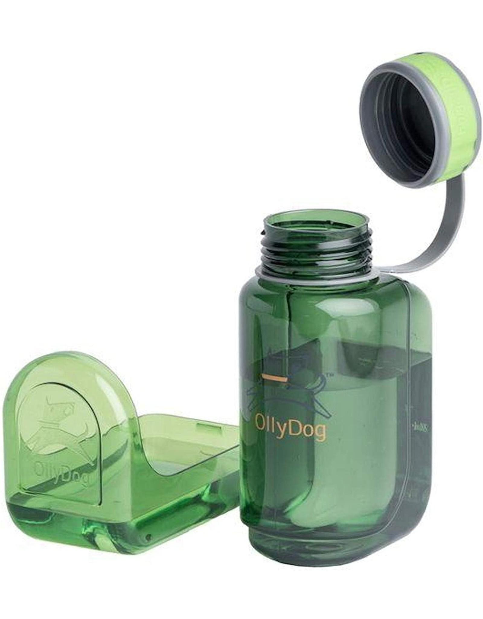 OllyDog OllyBottle: Grass, 600 ml