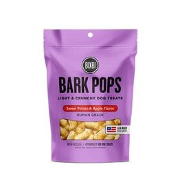 Bixbi Bixbi Bark Pops: Sweet Potato & Apple, 4oz