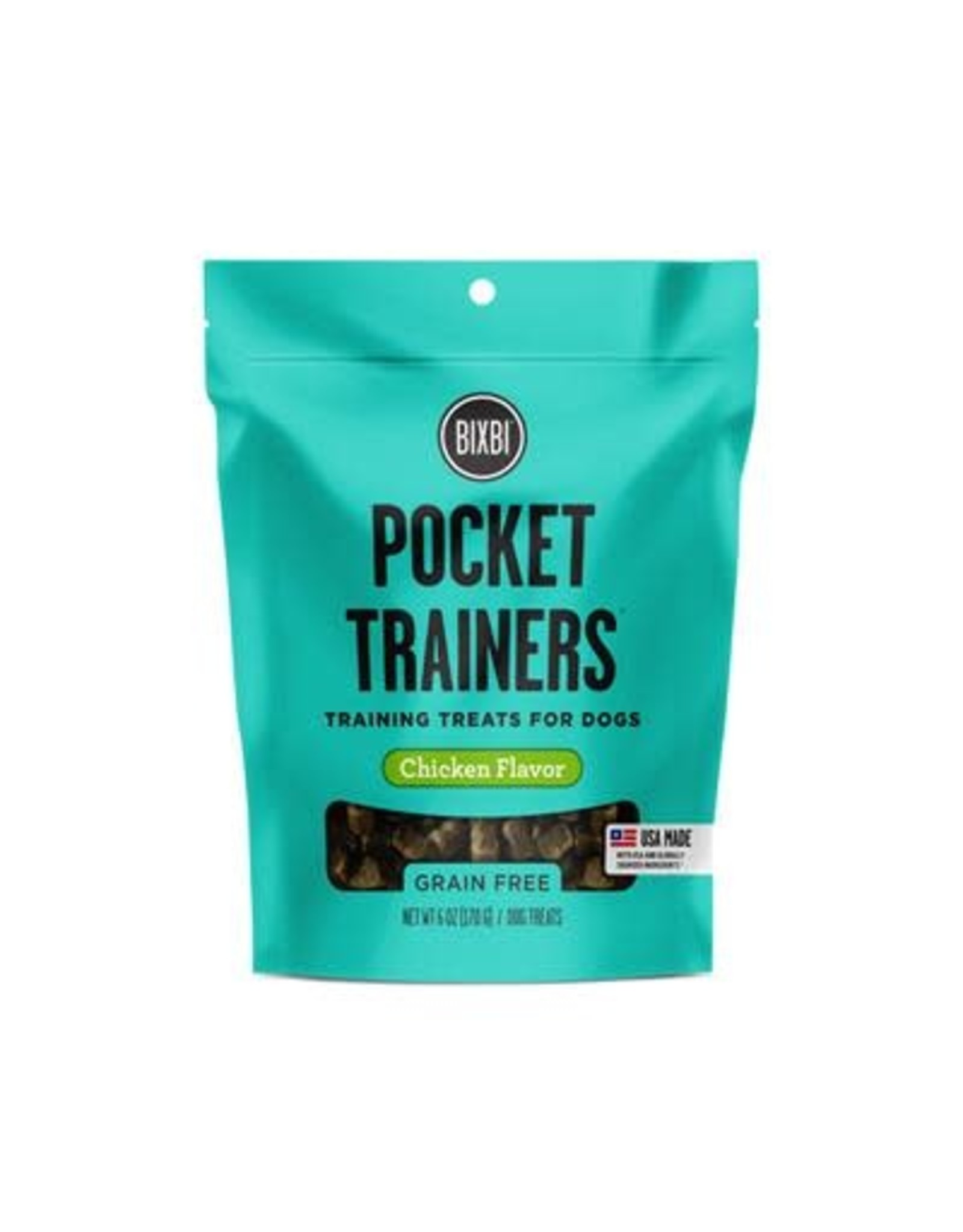 Bixbi Bixbi Pocket Trainers: Chicken, 6oz