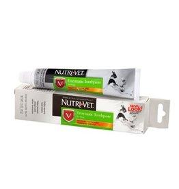 Nutri-vet Enzymatic Toothpaste: Tube, os