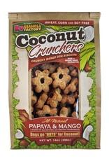 K9 Granola Factory K9 Granola Factory Coconut Crunchers: Papaya & Mango, 14 oz