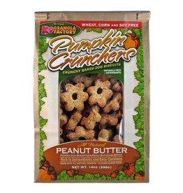 K9 Granola Factory K9 Granola Factory Pumpkin Crunchers: Peanut Butter, 14 oz