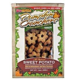 K9 Granola Factory K9 Granola Factory Pumpkin Crunchers: Sweet Potato, 14 oz