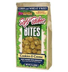 K9 Granola Factory K9 Granola Factory Soft Bakes Bites: Cookies & Creme, 12 oz