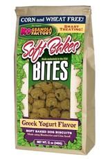 K9 Granola Factory K9 Granola Factory Soft Bakes Bites: Greek Yogurt & Blueberries, 12 oz