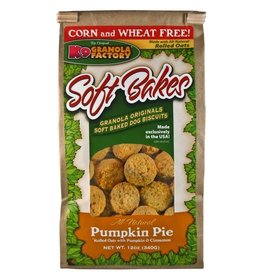 K9 Granola Factory K9 Granola Factory Soft Bakes: Pumpkin Pie, 12 oz