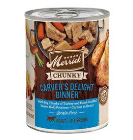 Merrick Merrick Chunky Carvers Delight: Can, 12.7oz.