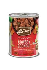 Merrick Merrick Classic Cowboy Cookout: Can, 12.7 oz.