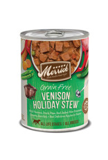 Merrick Merrick Classic Venison Holiday Stew: Can, 12.7oz.