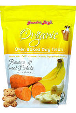 Grandma Lucy's Grandma Lucy's Organic Banana & Sweet Potato Treats:, 14 oz