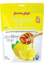 Grandma Lucy's Grandma Lucy's Organic Lemon & Honey Treats:, 14 oz