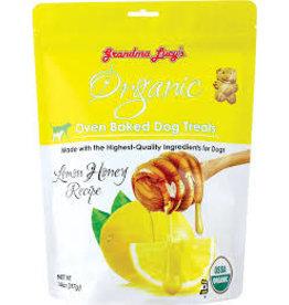 Grandma Lucy's Grandma Lucy's Organic Lemon & Honey Treats:, 14 oz