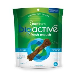Fruitables Bioactive Dental Chew: Medium, 10 ct