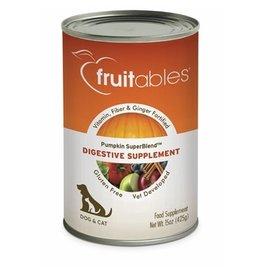 Fruitables Digestive Supplement: Pumpkin & Ginger, 15 oz can