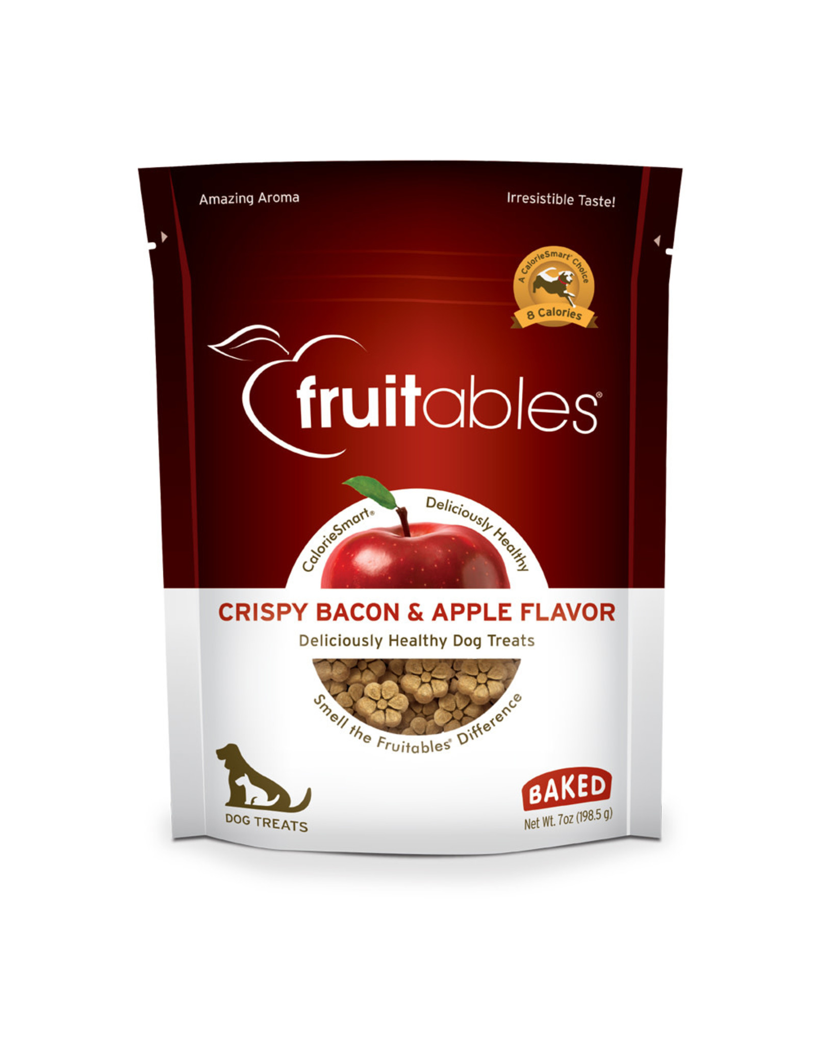 Fruitables Fruitables Bacon & Apple:, 7 oz