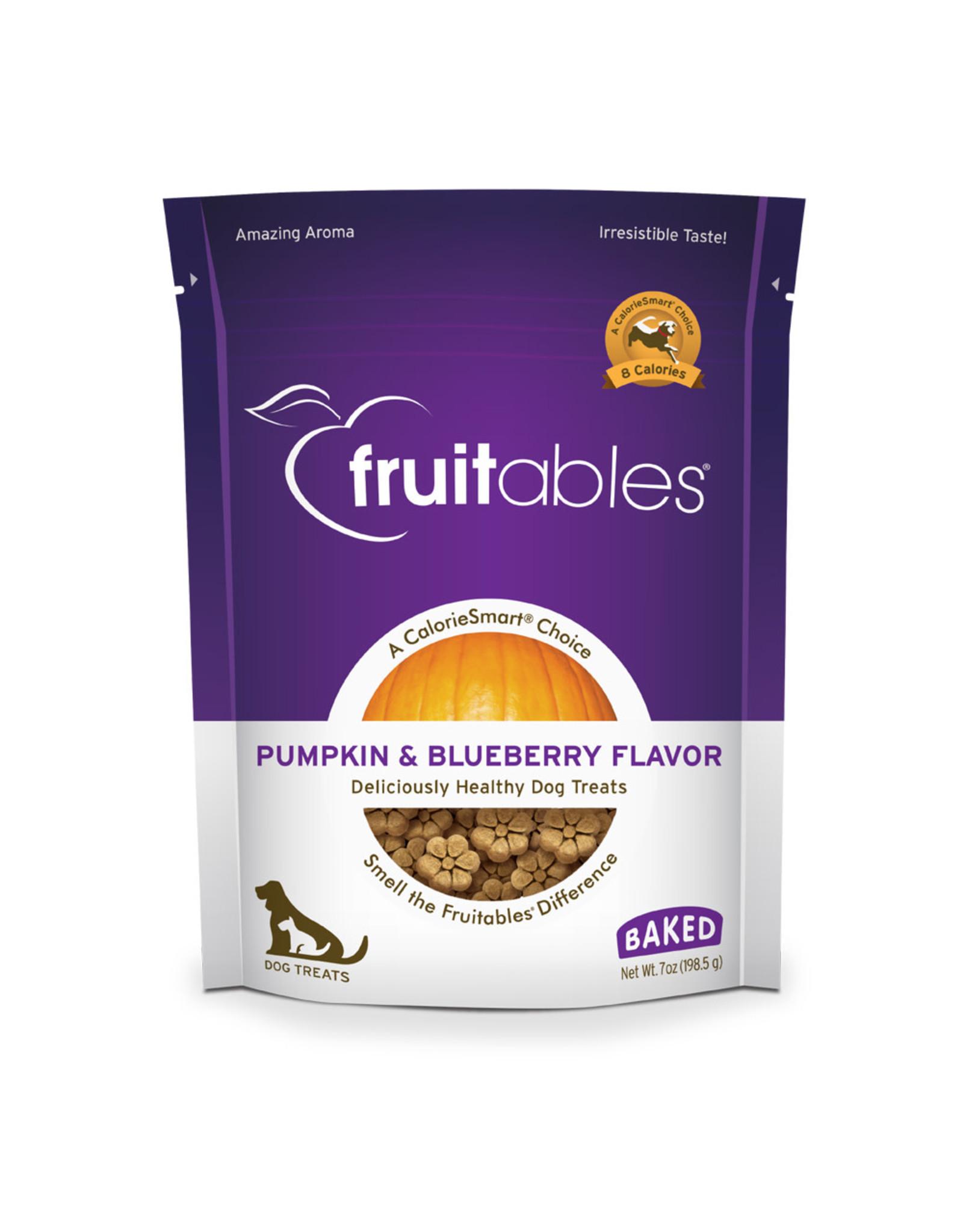 Fruitables Fruitables Pumpkin & Blueberry:, 7 oz