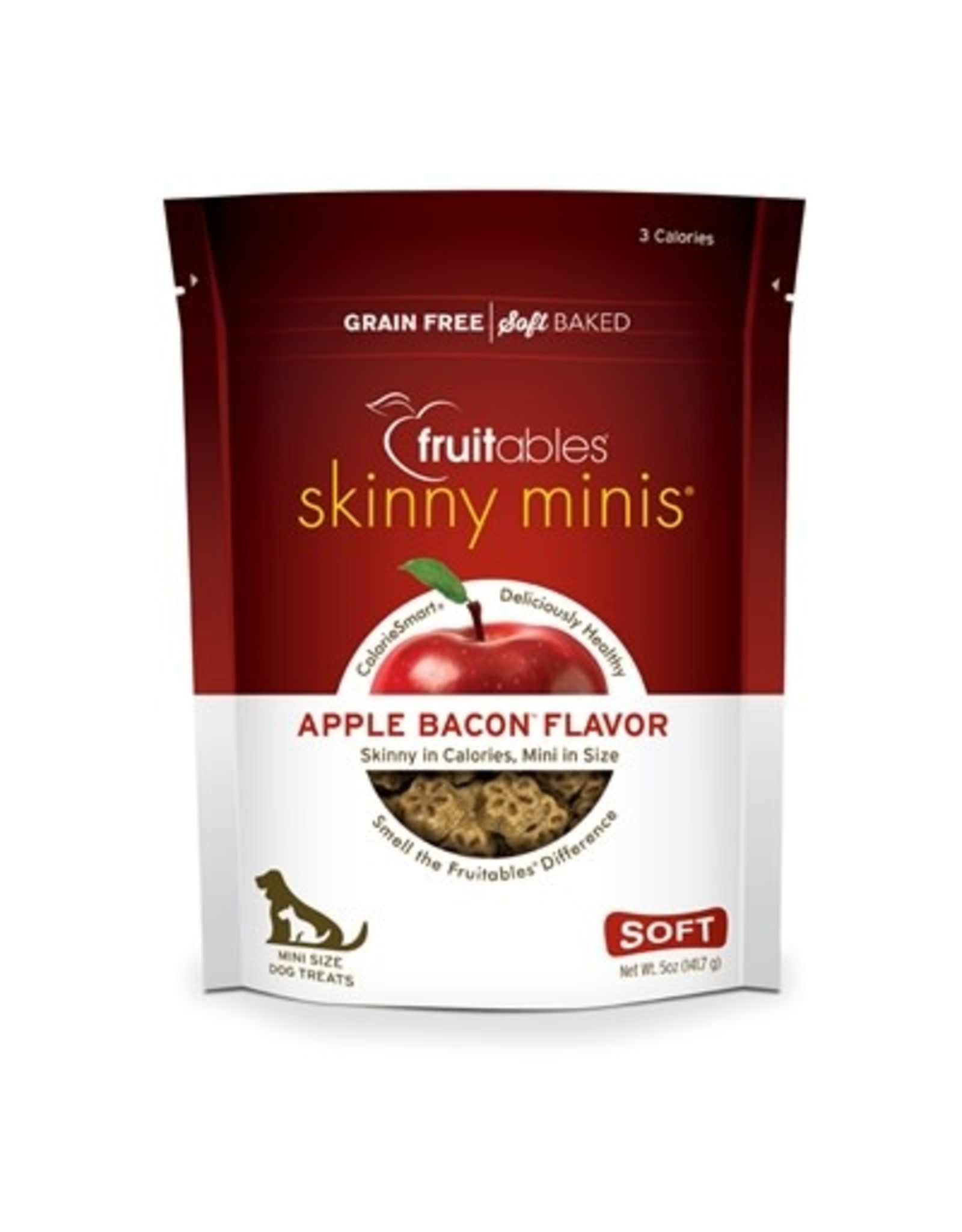 Fruitables Fruitables Skinny Minis Apple Bacon:, 5 oz