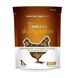 Fruitables Fruitables Skinny Minis: Rotisserie Chicken, 5 oz