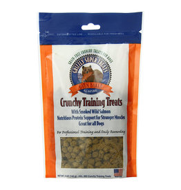 Grizzly Pet Products Grizzly Super Training Treats: Smoked Wild Salmon, 5oz