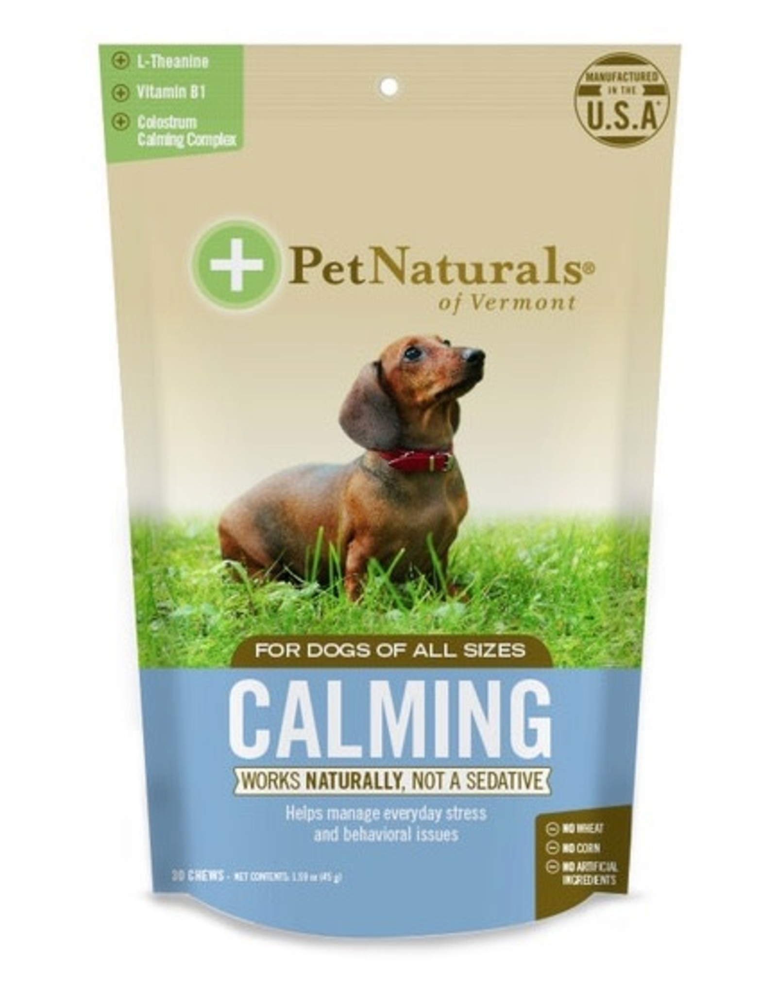 Pet Naturals Calming Chews: 30 count,