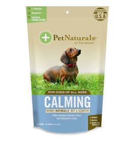 Pet Naturals Calming Chews: 30 count,