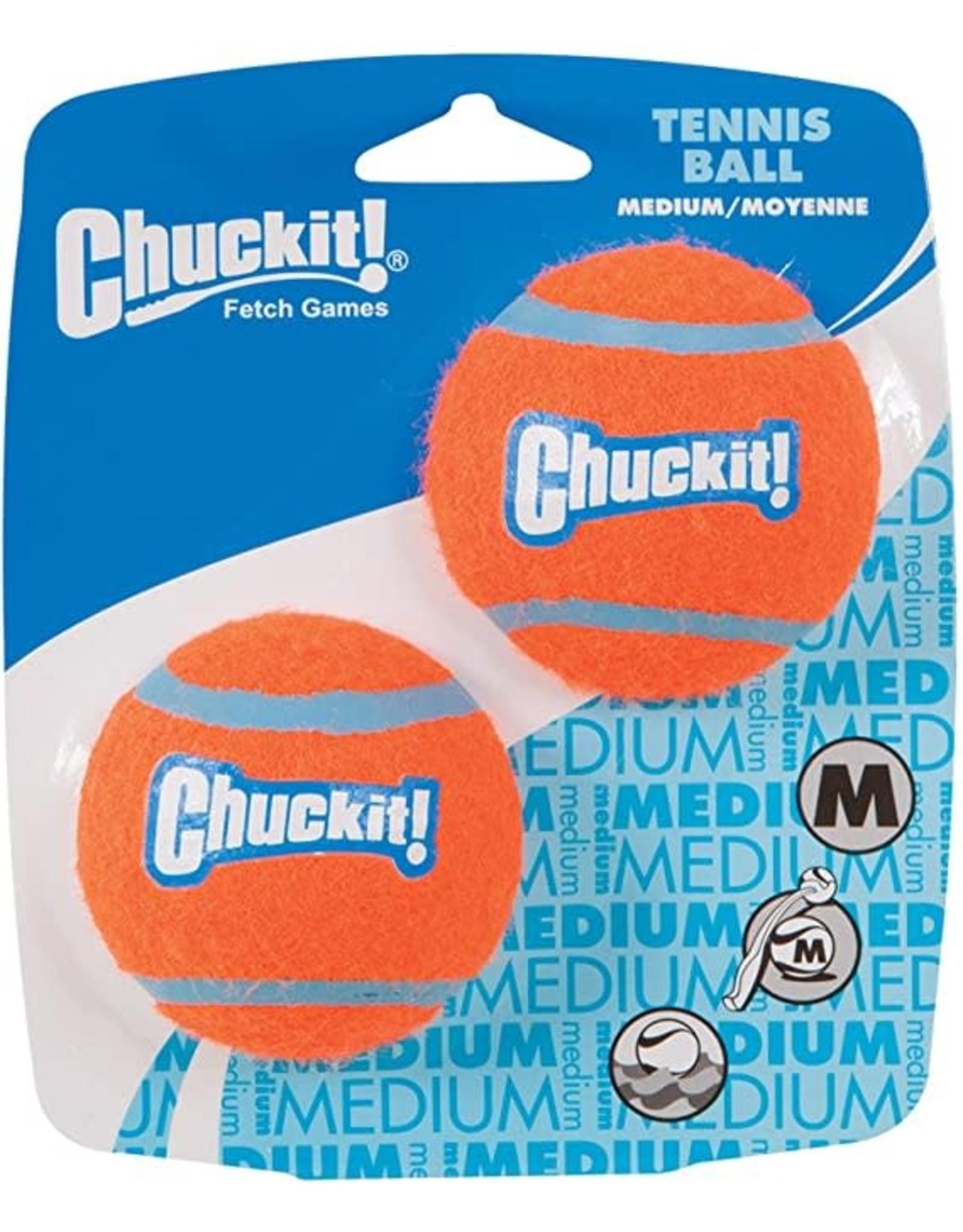 Chuckit! Chuckit!: 2 pack ball, M