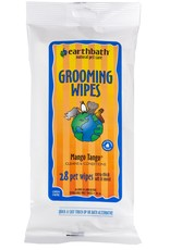 Earthbath Earthbath Dog Wipes: Mango, 28 wipes
