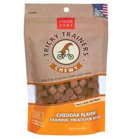 Cloud Star Cloud Star Chewy Tricky Trainers: Cheddar, 5 oz