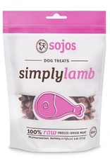 Sojos Sojos Simply Lamb: Freeze Dried, 4oz