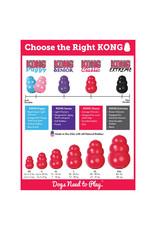 Kong Classic Kong: red, M