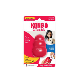 Kong Classic Kong: red, S