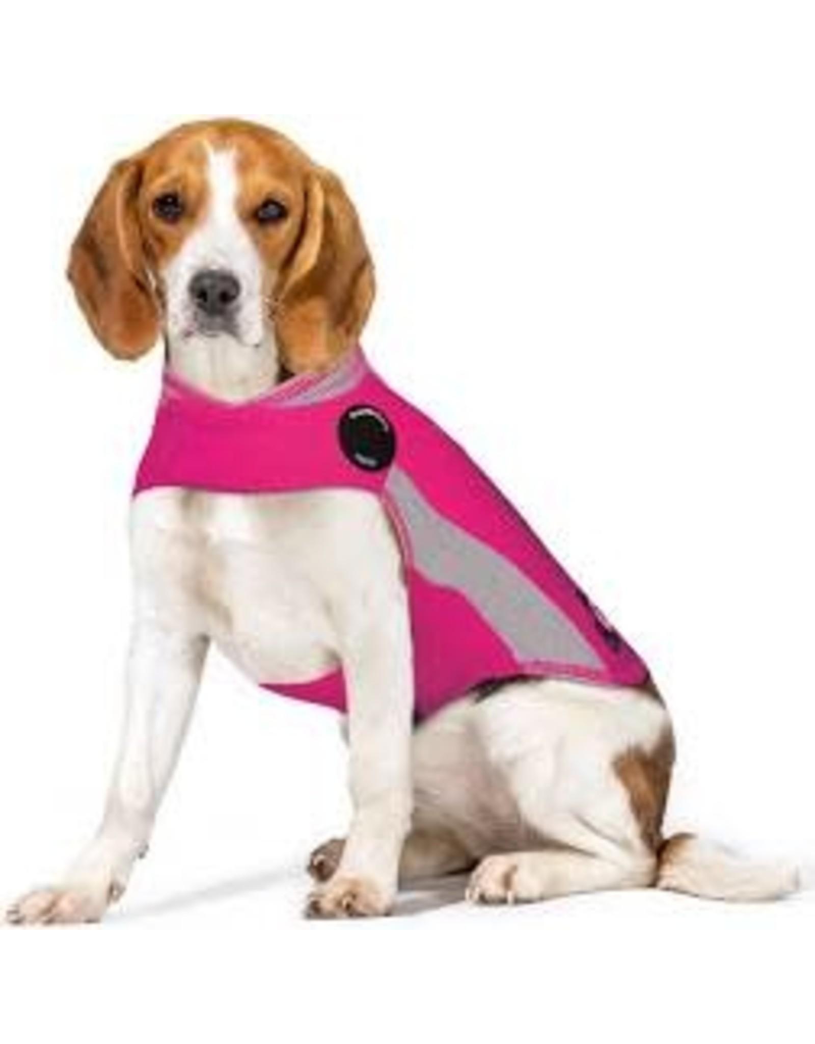 Thunderworks Thundershirt: Pink Polo, M
