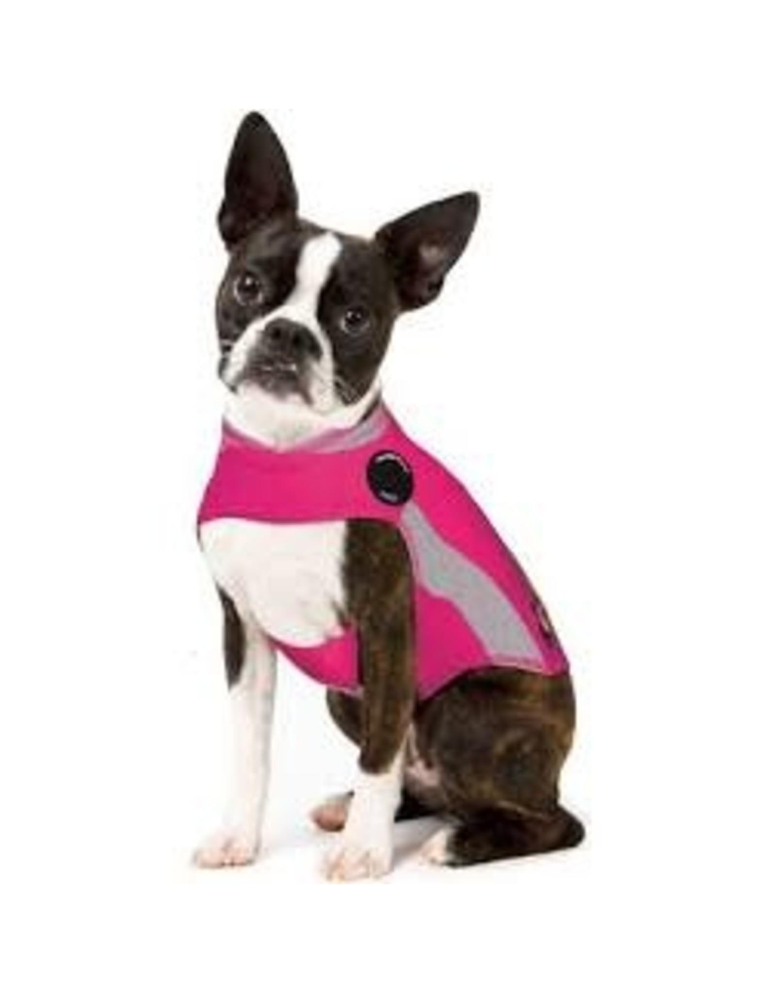 Thunderworks Thundershirt: Pink Polo, XS