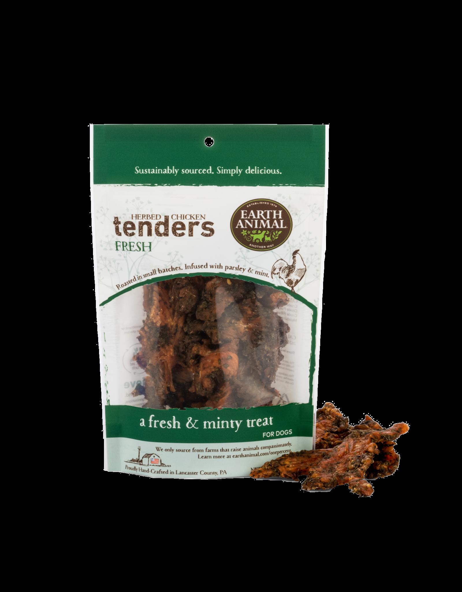 Earth Animal Earth Animal Chicken Tenders: Fresh, Parsley & Mint