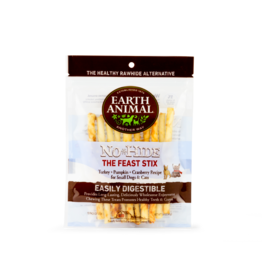 Earth Animal Earth Animal Holiday No Hide Stix The Feast 10 pack