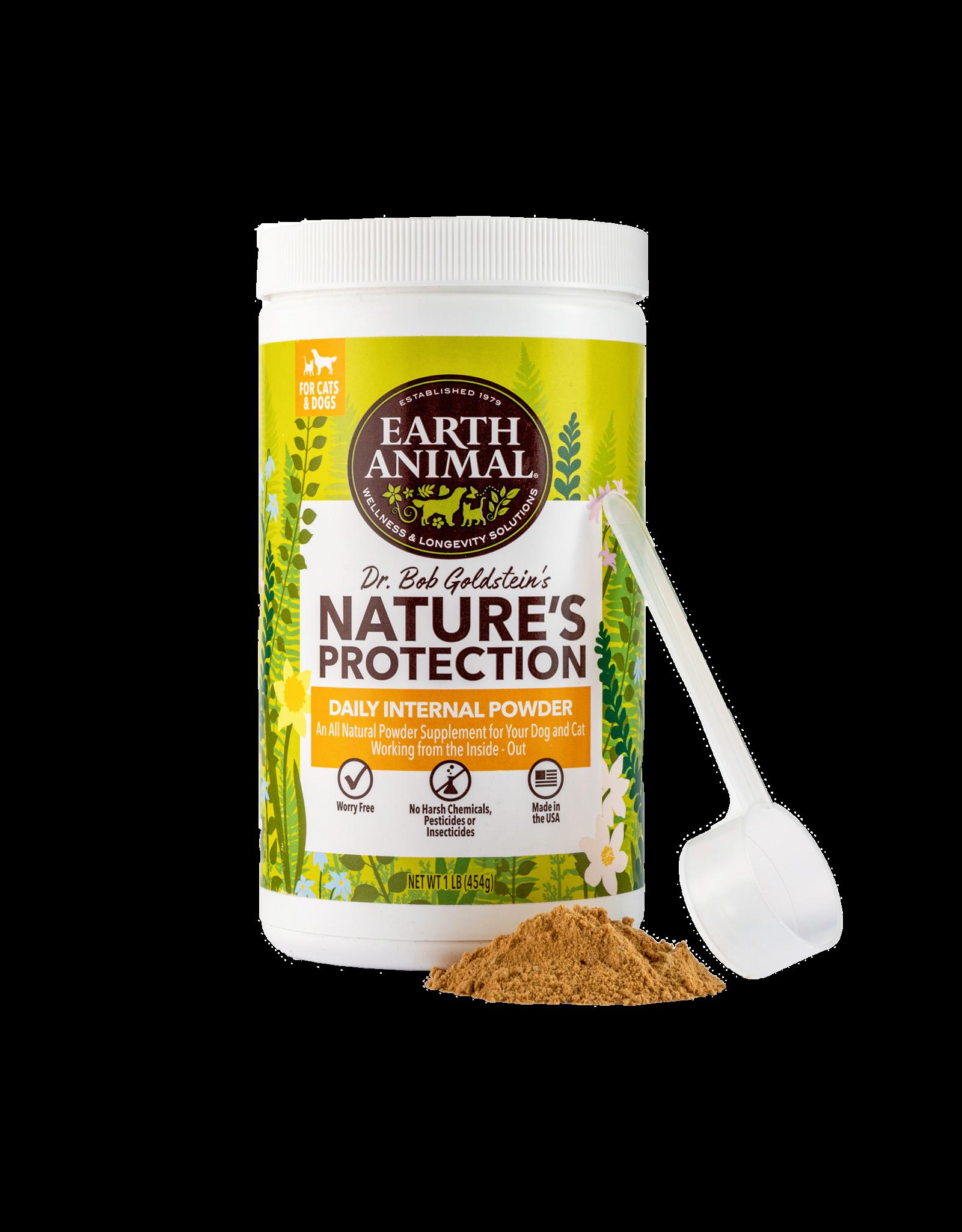 Earth Animal Nature's Protection: Daily Internal Powder, 1 lb