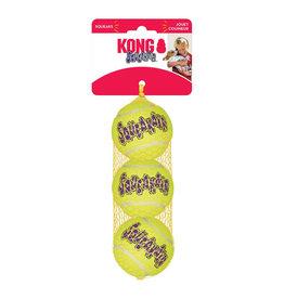 Kong Kong Air Squeaker Ball: 3 pk, M