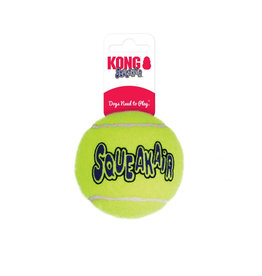 Kong Kong Air Squeaker Ball: single, L