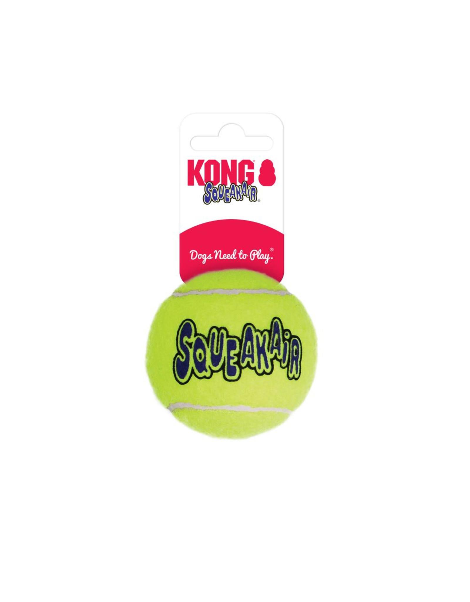 Kong Kong Air Squeaker Ball: single, M