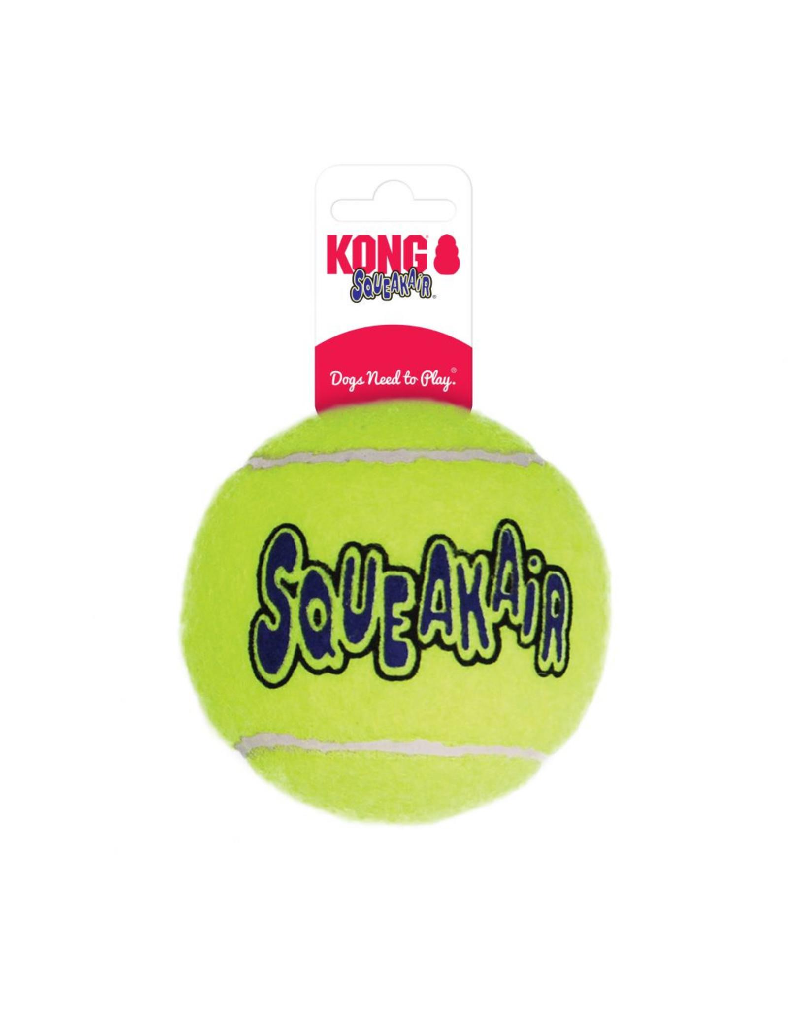 Kong Kong Air Squeaker Ball: single, XL