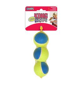 Kong Kong SqueakAir Ultra Ball: 3 pk, M