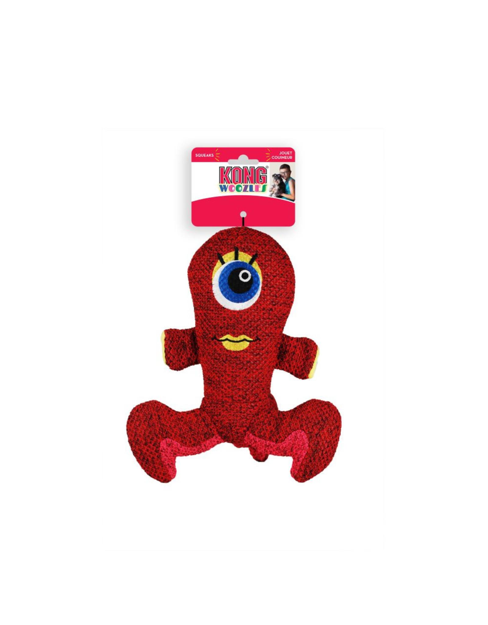 Kong Kong Woozles: Red, M