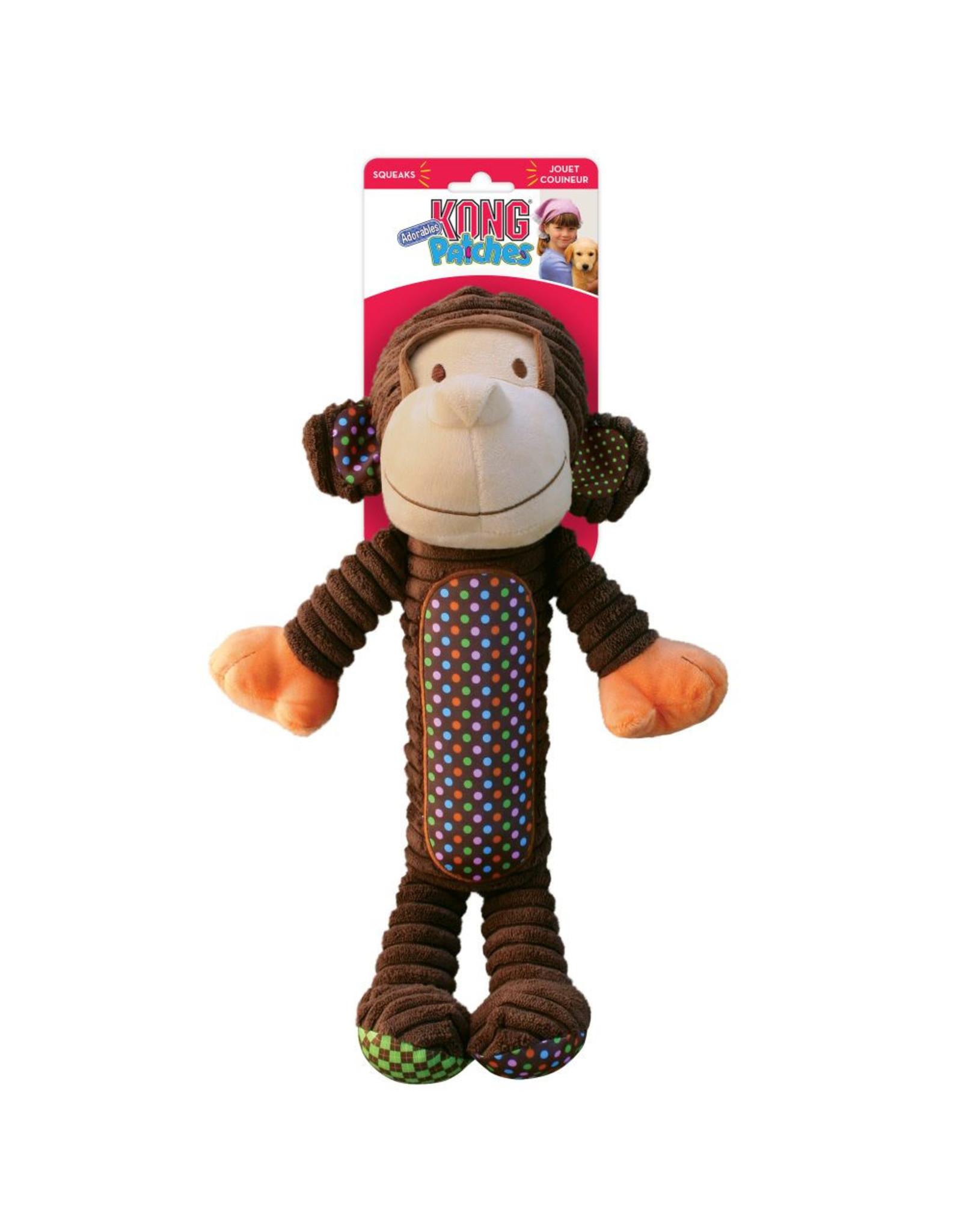 Kong Kong: Patches Adorables Monkey, XL