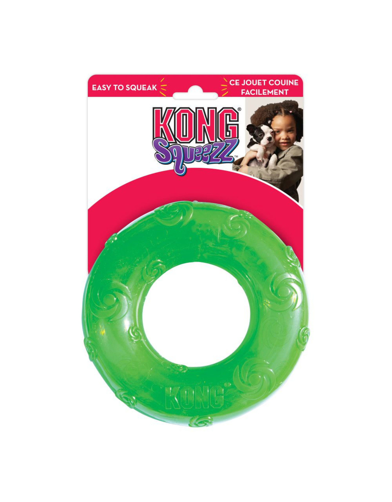 Kong Kong: Squeezz Ring, L
